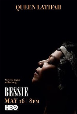 Bessie (film) - Promotional poster