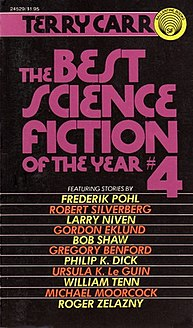 <i>The Best Science Fiction of the Year 4</i> book by Terry Carr
