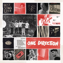 One Direction — Best Song Ever (studio acapella)