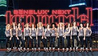 <i>Benelux Next Top Model</i> (season 1)