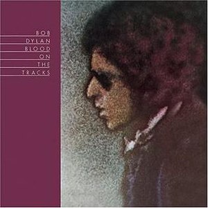 Blood on the Tracks - Image: Bob Dylan Blood on the Tracks