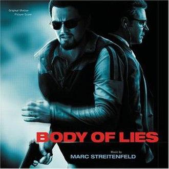 Body of Lies (soundtrack) - Image: Bodyoflies cd