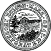 Official seal of Bolton, Massachusetts