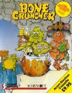 <i>Bone Cruncher</i> 1987 video game