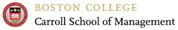 Boston College Carroll School of Management Logo.png