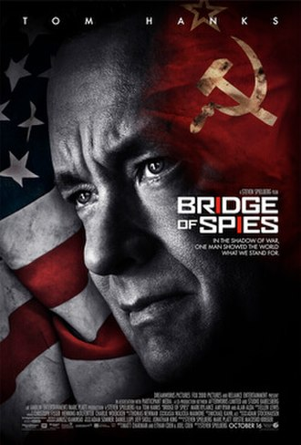Bridge of Spies (film) - Theatrical release poster
