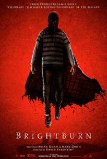 <i>Brightburn</i> 2019 horror film directed by David Yarovesky
