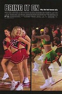 <i>Bring It On</i> (film) 2000 film directed by Peyton Reed