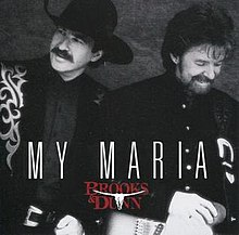 Brooks & Dunn - My Maria promo.jpg