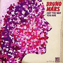 Bruno Mars — Just the Way You Are (studio acapella)