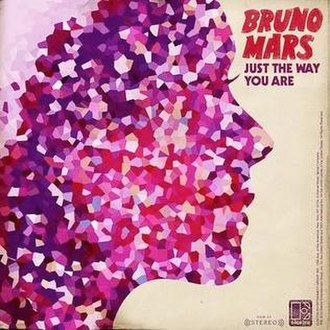 Just the Way You Are (Bruno Mars song) - Image: Bruno mars just the way you are