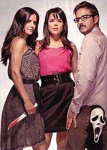 List of Scream (film series) cast members - Wikipedia