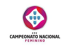 Campeonato Nacional de Futebol Feminino - Image: Campeonato feminino logo