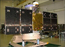 Picture of Cartosat Satellite
