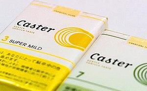 Caster (cigarette) - Image: Caster