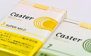 Caster (cigarette) brand of cigarettes from the Japan Tobacco Group