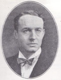 Cecil Ramage Scottish World War I officer, barrister, and actor
