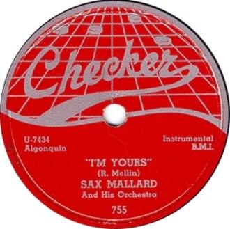 Checker Records - Image: Checker records