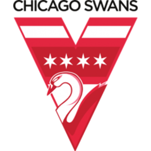 Chicago Swans - Image: Chicago Swans Logo