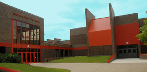 Clinton Township, Macomb County, Michigan - Chippewa Valley High School