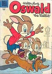 Oswald the Lucky Rabbit - Wikipedia