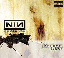 Cover of 'The Downward Spiral (Deluxe Edition)' by Nine Inch Nails.jpg