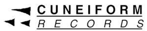 Cuneiform Records - Image: Cuneiform Records logo