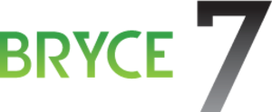 Bryce (software) - Image: DAZ 3D Bryce Logo