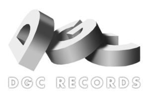 DGC Records - Image: DGC Records logo, 1990