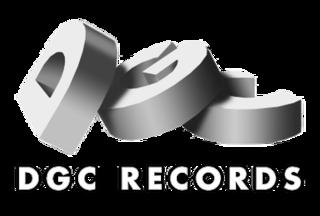 DGC Records American record label