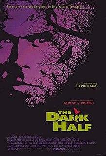 <i>The Dark Half</i> (film) 1993 American horror film by George A. Romero