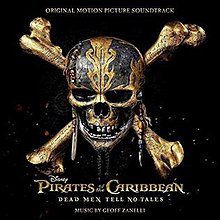 Pirates of the Caribbean: Dead Men Tell No Tales (soundtrack