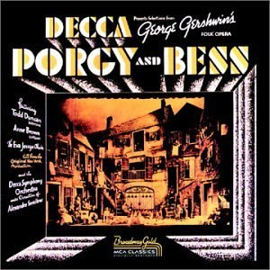 Selections from George Gershwin's Folk Opera Porgy and Bess - Image: Decca Porgy and Bess