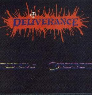 Deliverance (Deliverance album) - Image: Deliverancedeliveran cecover