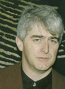 Dermot Morgan February 1993 In Dublin magazine.jpg