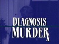 Picture of a TV show: Diagnosis Murder