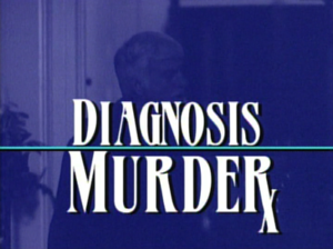 Diagnosis: Murder - Title screen used in seasons 1 and 2 of Diagnosis: Murder