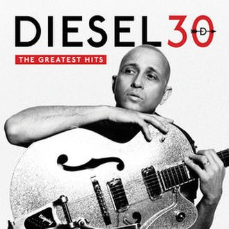 30: The Greatest Hits - Image: Diesel 30 The Greatest Hits