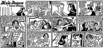 J. P. McEvoy - J. P. McEvoy's Dixie Dugan (September 8, 1946)
