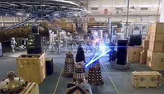 Doomsday (<i>Doctor Who</i>) episode of Doctor Who