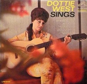 Dottie West Sings - Image: Dottie West Sings