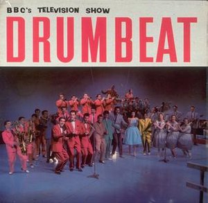 Drumbeat (TV series) - Album cover