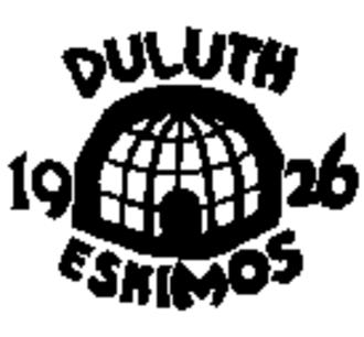 Duluth Kelleys/Eskimos - Image: Duluth Eskimoslogo