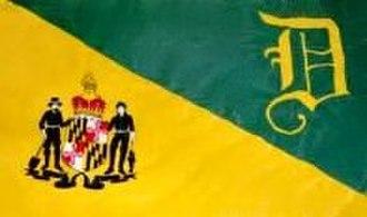 Dundalk, Maryland - Image: Dundalkflag