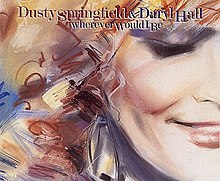 Dusty Springfield Daryl Hall Wherever Would I Be 1995 Single.jpg