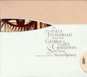 Ella Fitzgerald Sings the George and Ira Gershwin Song Book - Image: Ella Fitzgerald Sings The Gershwin Songbook
