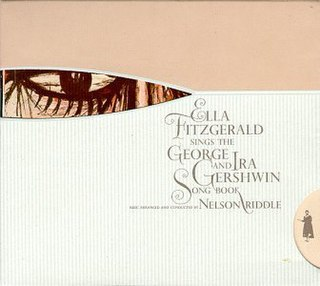 <i>Ella Fitzgerald Sings the George and Ira Gershwin Song Book</i> album
