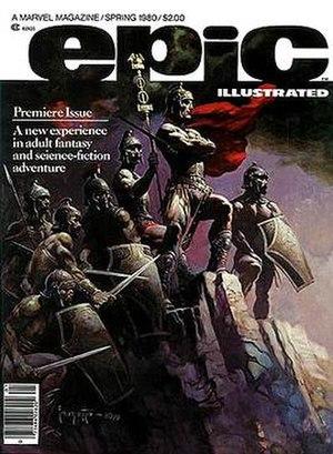 Epic Illustrated - Image: Epic Illustrated 1