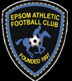 Epsom Athletic F.C. - Image: Epsom Athletic F.C. logo