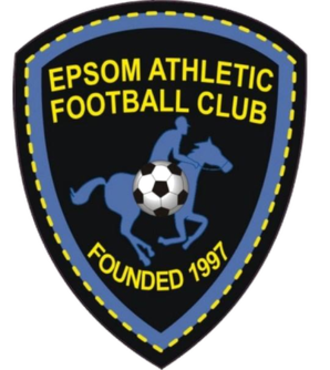 Epsom Athletic F.C. - Image: Epsom Athletic F.C. logo